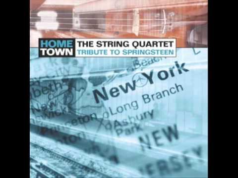 The String Quartet Tribute To Bruce Springsteen - Thunder Road - YouTube
