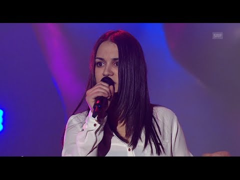 Freschta Akbarzada - Back To Black - Blind Audition - The Voice of Switzerland 2014