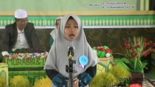 Wow !!! Inilah Sang Juara 1 Pidato Bahasa Arab yang Tidak Terduga