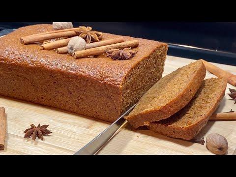 recette-du-pain-d'Épices-maison-super-moelleux🍞trÈs-facile-et-rapide.-deli-cuisine