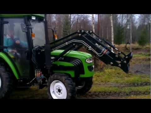 der vater von nils berichtet traktor foton 504 funnydog tv. Black Bedroom Furniture Sets. Home Design Ideas