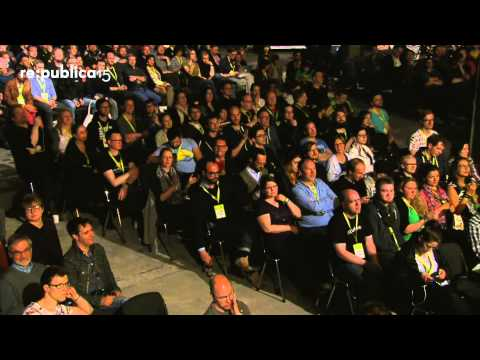 re:publica 2015 - Closing Event on YouTube