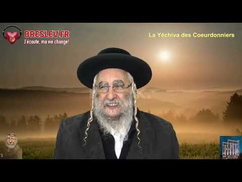 """Les Contes de Rabbi Nahman: """"L'infirme"""" cours n°42 (01/12/20)"""
