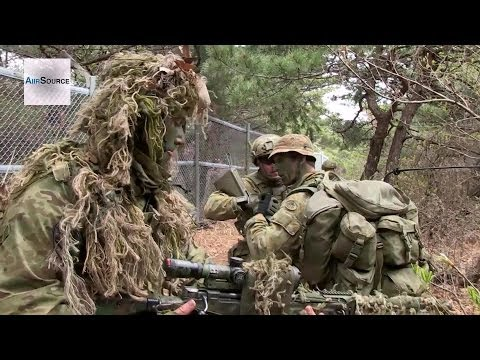 Australian Army Vertical Assault