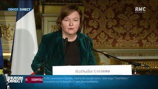 Européennes: quand l'ex-ministre Nathalie Loiseau était sur une liste d'extrême droite