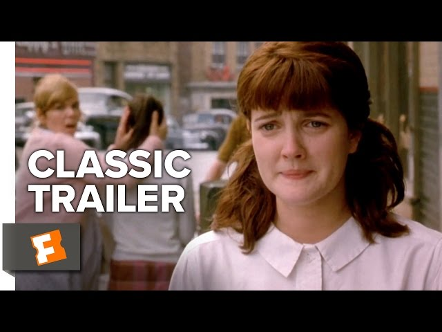 Riding In Cars With Boys 2001 Official Trailer 1 Drew Barrymore Movie Youtube