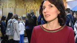 2017-02-22 г. Брест. Старт проекта «Открытие профессии». Новости на Буг-ТВ.