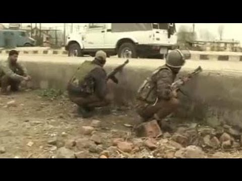 5 CRPF jawans killed by militants in Srinagar