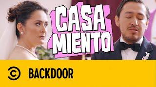 Callen Para Siempre | Backdoor | Comedy Central LA