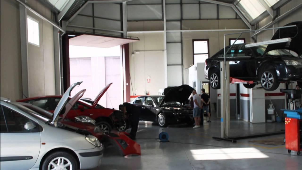 Taller de Mecánica Ruiz de Molina de Segura - YouTube