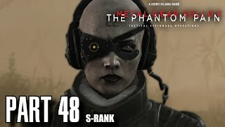 Metal Gear Solid 5 The Phantom Pain Walkthrough Part 48 - Extreme Code Talker S-Rank, All Objectives