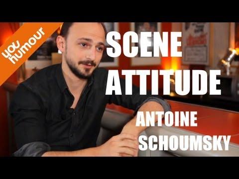 ANTOINE SCHOUMSKY - Dupontel, c'est ma référence