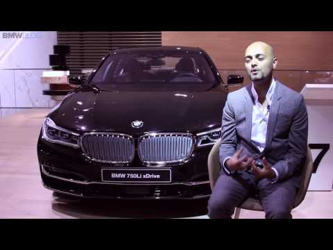 Interview with Nader Faghihzadeh, BMW 7 Series Exterior Designer