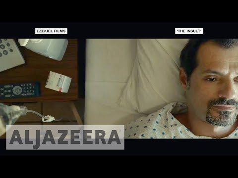 Palestinian festival drops screening of Lebanon's 'The Insult' film
