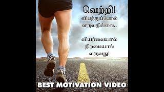வெற்றியின் தூரம் வெகுதூரம் இல்லை   Tamil Motivation Video