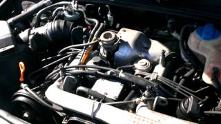 A4 b6 2.5 tdi V6 claquement moteur + perte de puissance