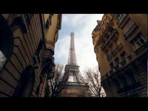 The Quiet City Winter in Paris