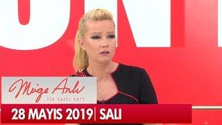 Müge Anlı ile Tatlı Sert 28 Mayıs 2019 - Tek Parça