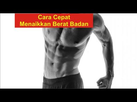 Gimana caranya nambah berat badan secara cepat?