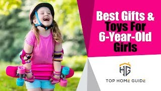 ▶️toys For Girls: Top 5 Best Toys For 6-year-old Girls In 2020 - Buying Guide