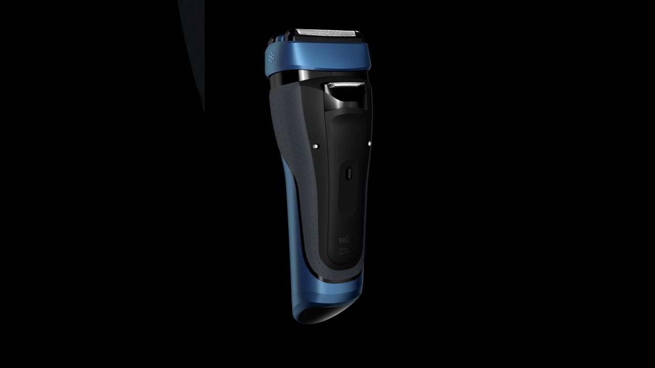 Braun °CoolTec CT4cc Wet Dry elektromos borotva - YouTube fa8a6d9a7f