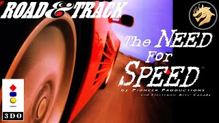 Need For Speed 1994 / Жажда скорости | Panasonic 3DO 32-bit | Полное прохождение