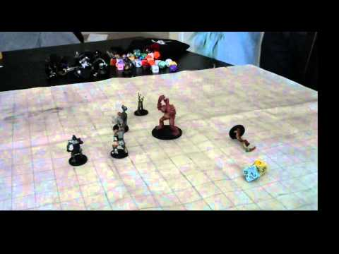 Advanced Combat Tutorial for Pathfinder and 3.5 D&D