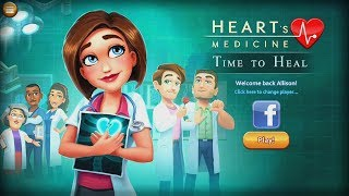 Heart's Medicine: Time to Heal - GameHouse Walkthrough