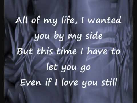 I love you still lyrics