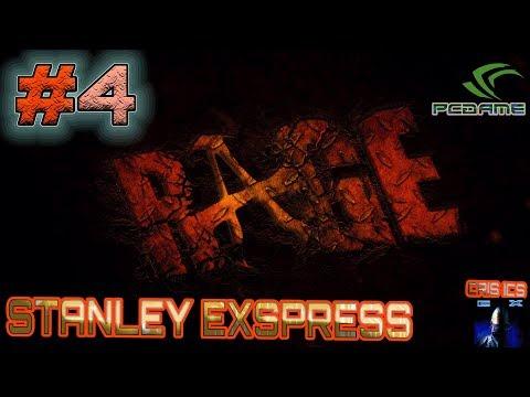RAGE SCORTA & POSTA PER I COLONI STANLEY EXPRESS GAMEPLAY 4 PC GAMING 1080p 60Fps