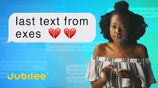 People Read The Last Texts From Their Exes thumbnail