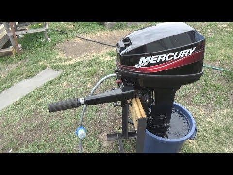 Лодочный мотор Mercury (Меркурий) 9.9(15)М Т.О. Лодочного Мотора Mercury.