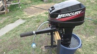 лодочный мотор Mercury (Меркурий) 9.9(15)М Т.О. Лодочного Мотора Mercury