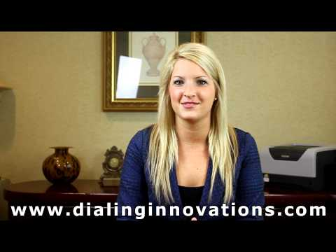 Predictive Dialer Hosted - Dialing Innovations Services (Part 2 of 7)