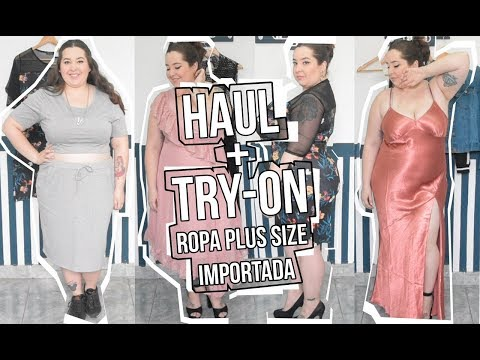 e72f3deab61 PLUS SIZE FASHION HAUL + TRY ON Pink Clove - Forever 21 - Asos Curve