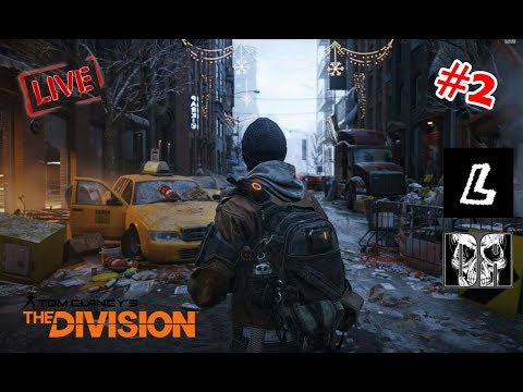 Tom Clancys The Division #2 Robin,Leo,Agent