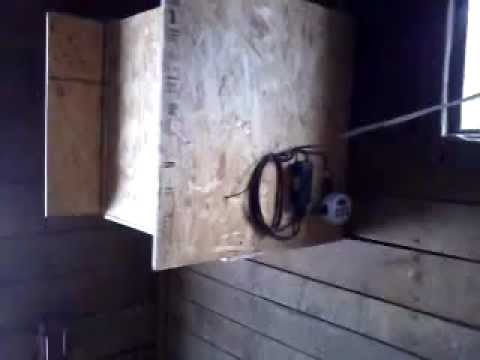 Programmable Homemade Automatic Horse Hay Feeder Timer