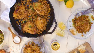 Chef Alison Roman Makes Crispy Chicken Thighs With Caramelized Lemons   Tastemade Collaborations
