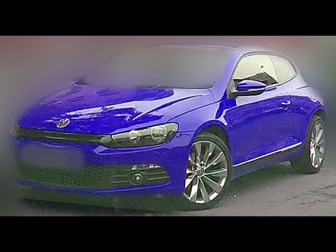 BRAND NEW 2018 Volkswagen Scirocco. NEW GENERATIONS. WILL BE MADE IN 2018.