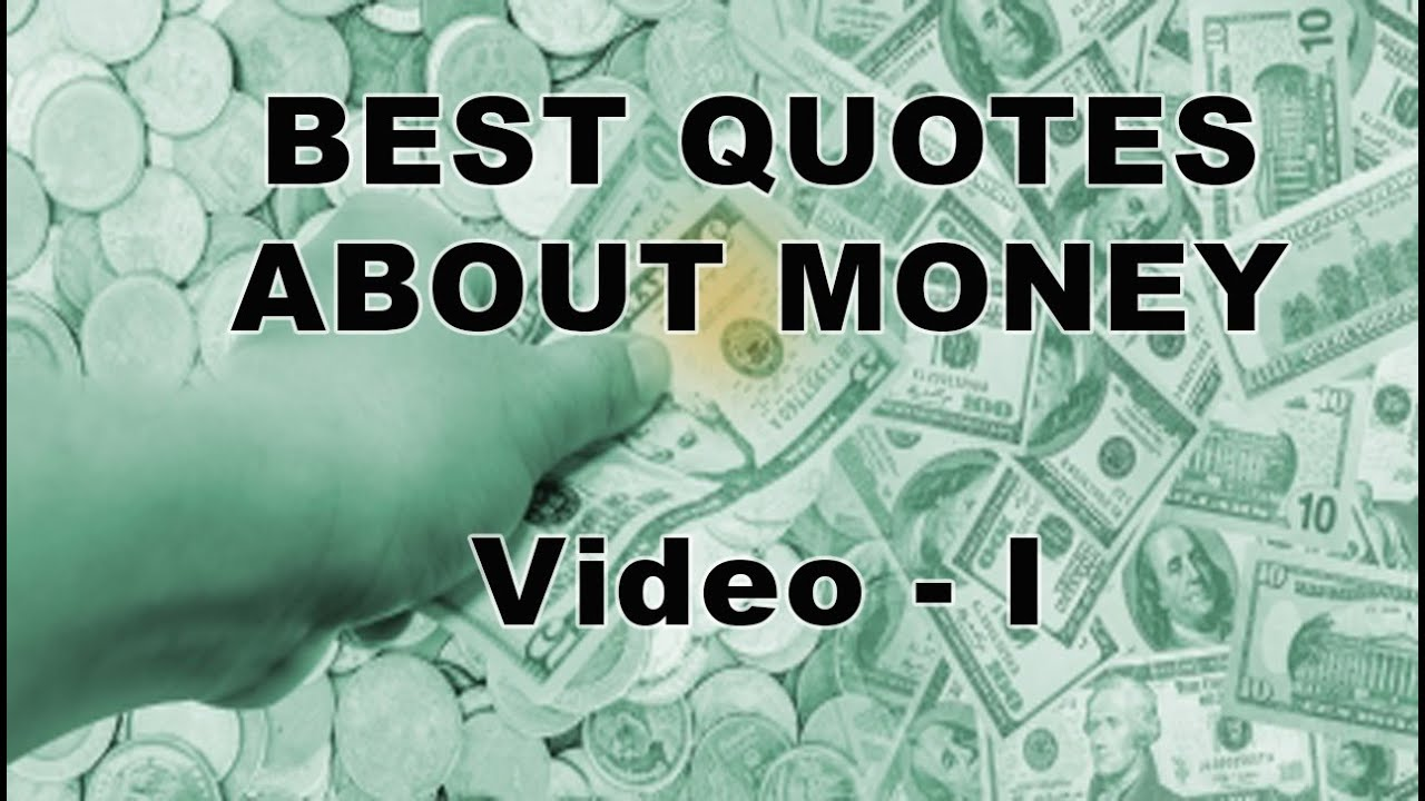 Best Money Quotes By Rich And Famous Video 1   YouTube