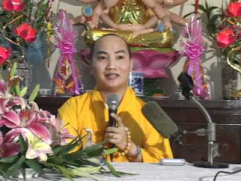 Nhan Nhuc Giai Oan Khien 2/2 - DD Thich Phuoc Tien