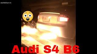 Audi S4 B6 4.2L V8 *Compilation
