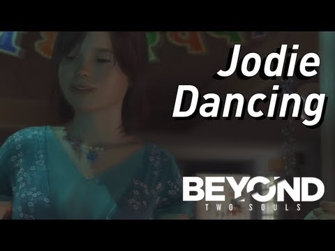 BEYOND: Two Souls - Jodie Dancing For 18 Minutes (Chapter ...