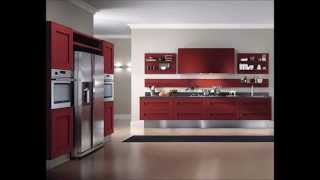 Modern And Cool Style Of Contemporary Kitchen Cabinet