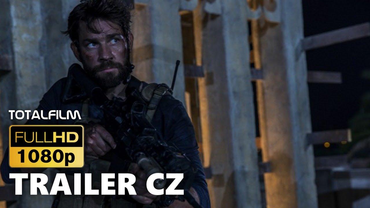 13 hodin: Tajní vojáci z Benghází (2016) CZ HD trailer 2.