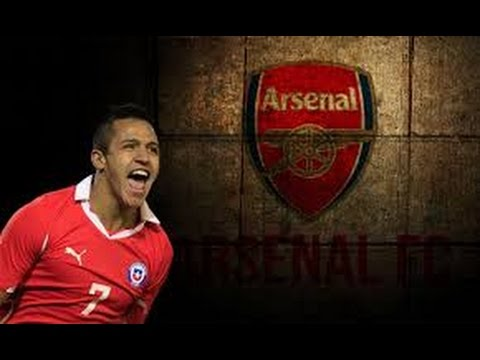 Download Alexis Sanchez ● all goals and Best skills for Arsenal 2014\15