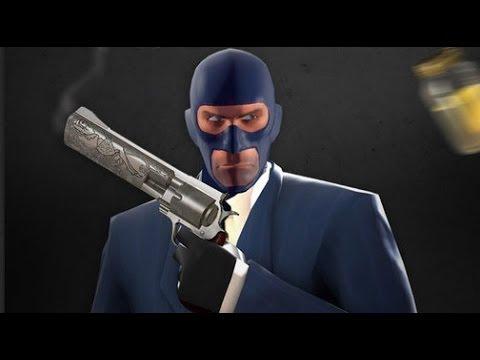 Team Fortress 2: Игра за шпиона