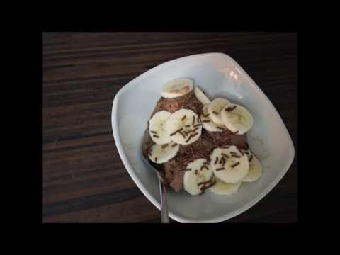 Nutella-Eis aus der Eismaschine / schnell und lecker :-)