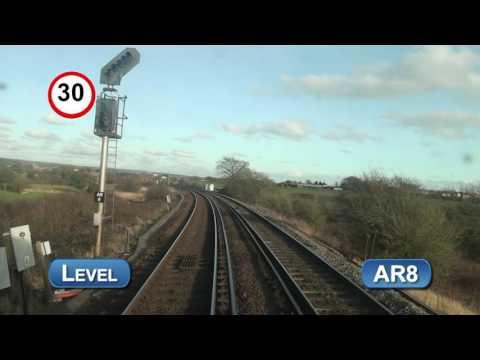 Barnham to Brighton