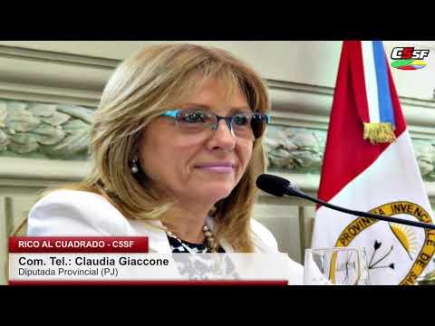 Giaccone: No están respetando los acuerdos de la transición